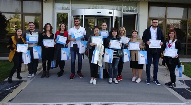 TRT ve TİKAdan Hırvat medyasına eğitim desteği