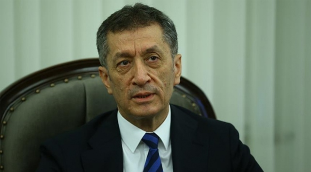 """Milli Eğitim Bakanı Ziya Selçuktan """"kağıttan lale"""" paylaşımı"""