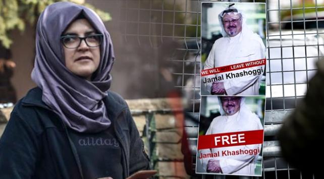 Cemal Kaşıkçının nişanlısı TRT Habere konuştu