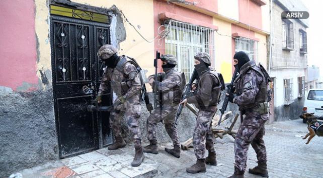 Gaziantepte uyuşturucu operasyonu: 6 gözaltı