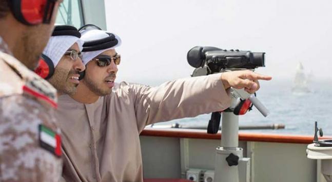 Birleşik Arap Emirlikleri Somaliye silah ambargosunu deliyor