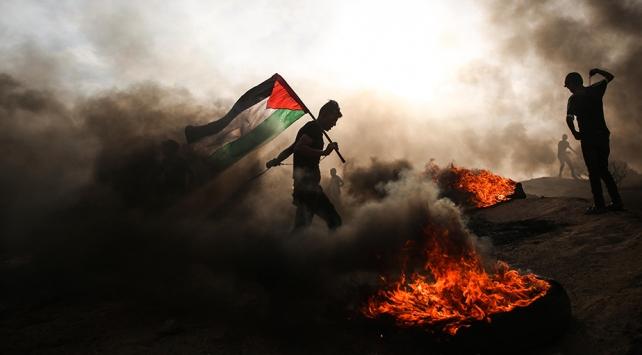 Gazzedeki Büyük Dönüş Yürüyüşü gösterilerinin bilançosu: 198 şehit