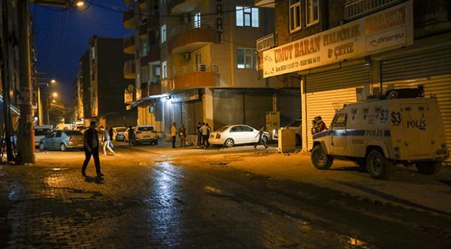 Diyarbakırda silahlı kavga: 3 ölü, 1 yaralı