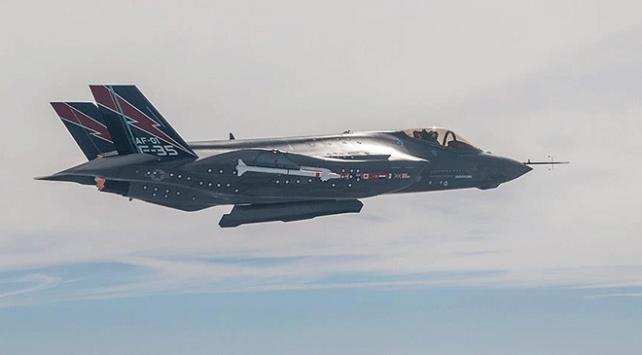 ABDnin ardından İsrail de F-35 uçuşlarını durdurdu 47