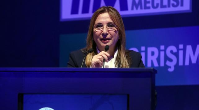 Ticaret Bakanı Ruhsar Pekcan: Türkiyenin gelişme mücadelesi girişimcilerle yükselecek