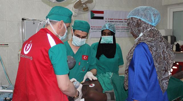 Sudandan Türk sağlık ekibinin çalışma süresinin uzatılması talebi