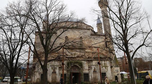 Bulgaristandaki Pargalı İbrahim Paşa Camii restore ediliyor