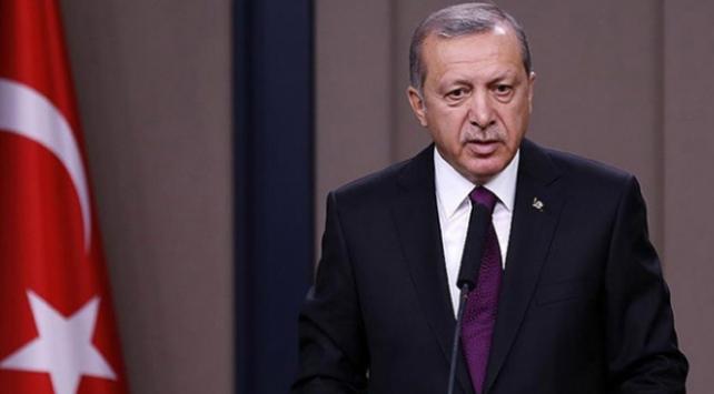 Cumhurbaşkanı Erdoğan Ankaranın başkent oluşunun yıl dönümünü kutladı