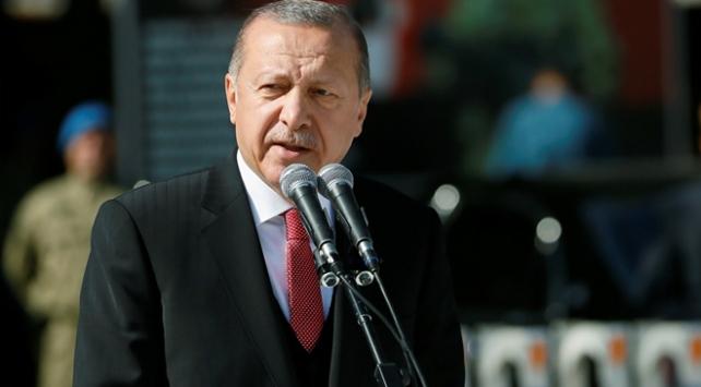 Cumhurbaşkanı Erdoğan: Fıratın doğusundaki terör yuvalarını darmadağın edeceğiz