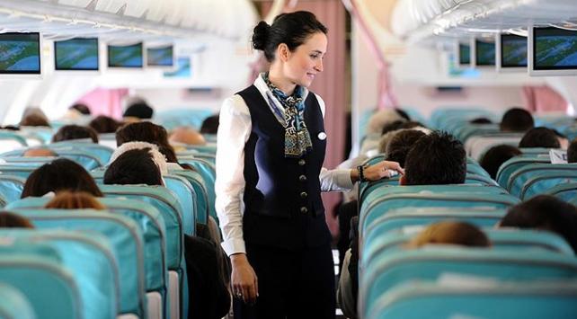 """THY yolculara hizmette """"engel"""" tanımıyor"""