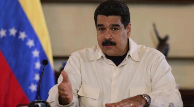 Venezuela Devlet Başkanı Maduro: Trump yönetimi beni öldürtmek istiyor