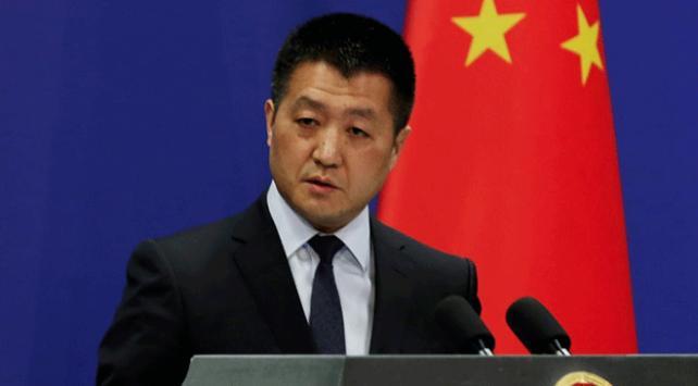 """Çinden beş ülkeye """"soğuk savaş zihniyetini terk edin"""" çağrısı"""