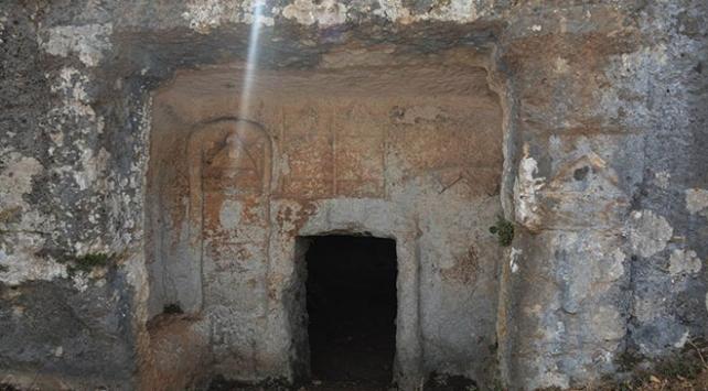 Hatayda Roma dönemine ait nekropolde kazı çalışmaları başladı