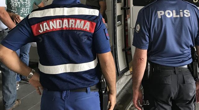 Edirnede 336 düzensiz göçmen yakalandı