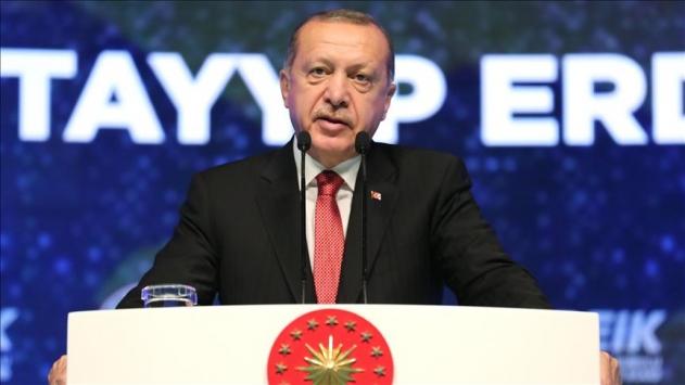 Cumhurbaşkanı Erdoğan: Uluslararası sistem çatırdıyor