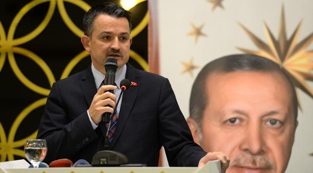Tarım ve Orman Bakanı Pakdemirli: Tarımı, teknoloji ve ARGE ile buluşturmamız şart