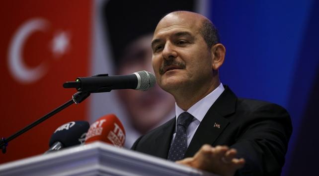 İçişleri Bakanı Soylu: Türkiyede sadece 750 civarında terörist kaldı