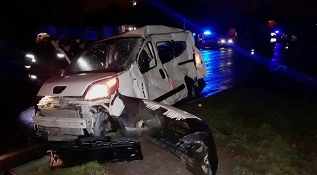 Kütahyada trafik kazası: 2 ölü