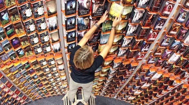 Türkiyenin yayın çeşitliliği Frankfurt Kitap Fuarına taşındı
