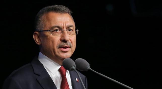 Cumhurbaşkanı Yardımcısı Oktaydan Ankara mesajı