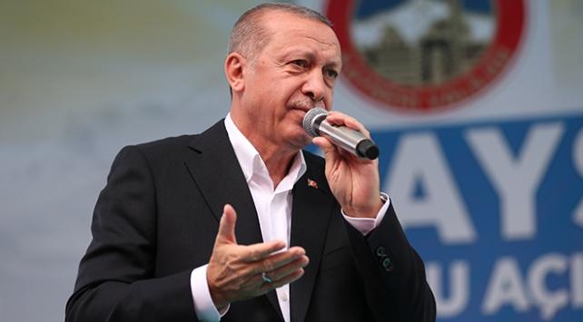 Cumhurbaşkanı Erdoğan: Hisselerin Hazineye devrini sağlayacağız