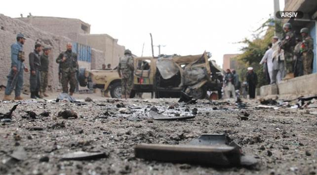 Afganistanda seçim mitingine saldırı: 22 ölü