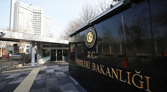 Türkiye İsrailin Filistinlilere saldırısını şiddetle kınadı