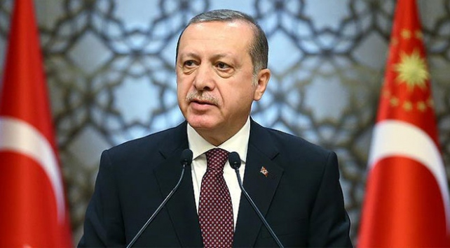 Cumhurbaşkanı Erdoğandan ABDli Brunson mesajı