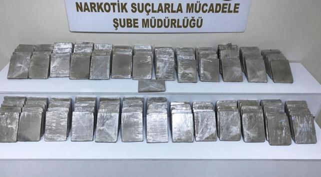 Gaziantep ve Vanda uyuşturucu operasyonu