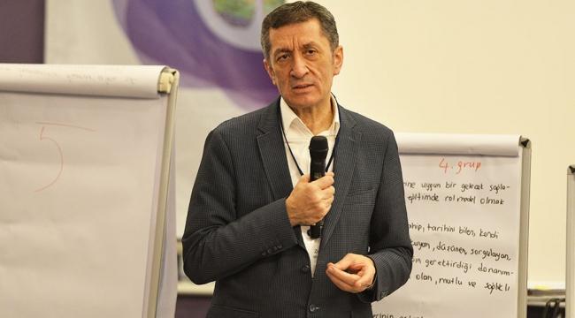 Milli Eğitim Bakanı Selçuk: Asıl derdimiz eğitimde küresel rekabet