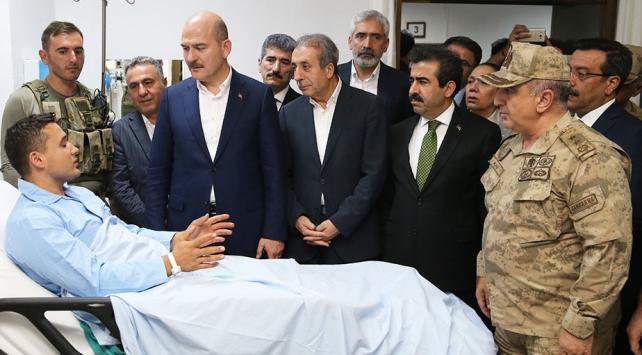 Mardinde karakola yıldırım düştü: 4 asker yaralı