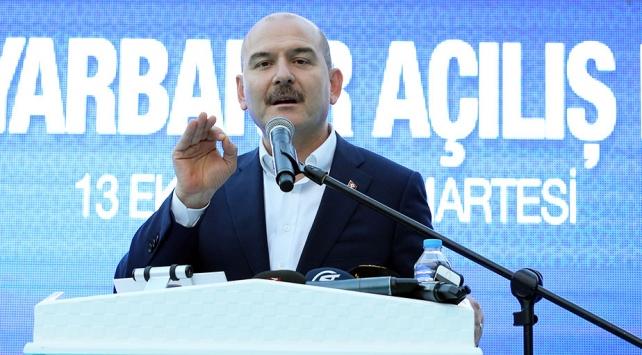 İçişleri Bakanı Soylu: Hem bölge, hem Türkiye, hem coğrafya kazandı