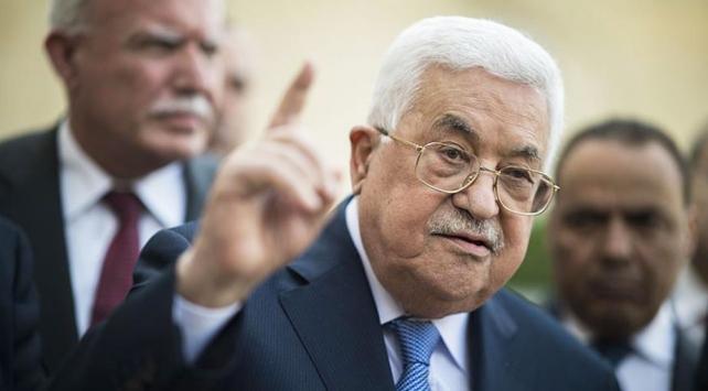Ramallah yönetiminden İsraile tepki
