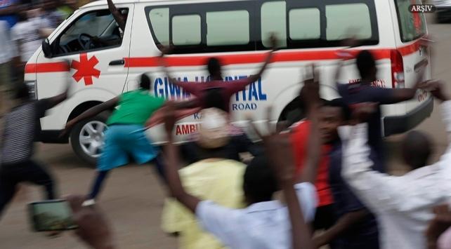 Nijeryadaki petrol boru hattında patlama: Ölü sayısı 50ye çıktı