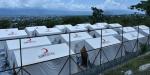 Endonezyalı afetzedeler Türkiyeden götürülen çadırlarda kalacak