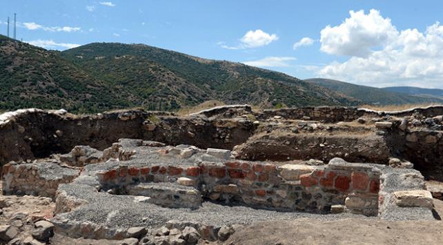 Komana Pontika Antik Kentinde Helenistik dönem izlerine rastlandı