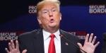 """ABD Başkanı Trumptan göçmenlere """"sıfır tolerans"""" tehdidi"""