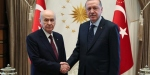 Cumhurbaşkanı Erdoğan MHP lideri Bahçeli ile bugün görüşecek