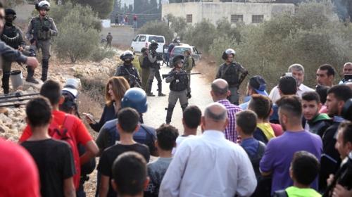 İsrail Batı Şeriada öğrencilere gerçek mermilerle saldırdı