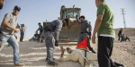İsrailden Han el-Ahmer köylülerine sert müdahale