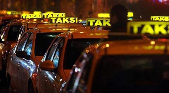 İstanbulda taksi şoförlerinin uyması gereken kurallar açıklandı