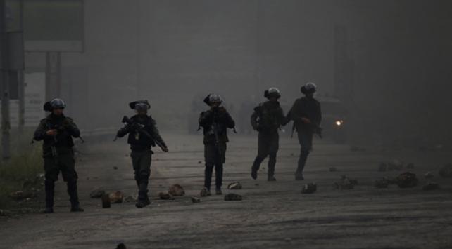 """İsrail polisi """"eğlence"""" için bir Filistinliyi vurmuş"""