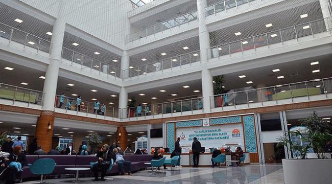 Sağlık Bakanı Fahrettin Kocadan üniversite hastaneleri açıklaması