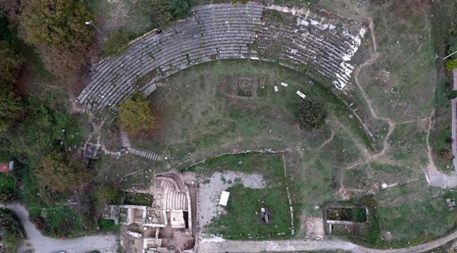 """""""Batı Karadenizin Efes""""i arkeologları heyecanlandırıyor"""