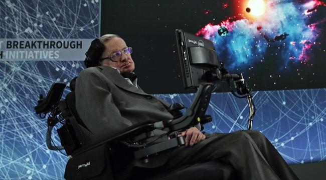 Stephen Hawking: Zenginlerin yaratacağı insanüstü ırk insanlığın sonunu getirebilir