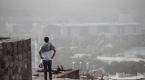 Ankarada puslu hava
