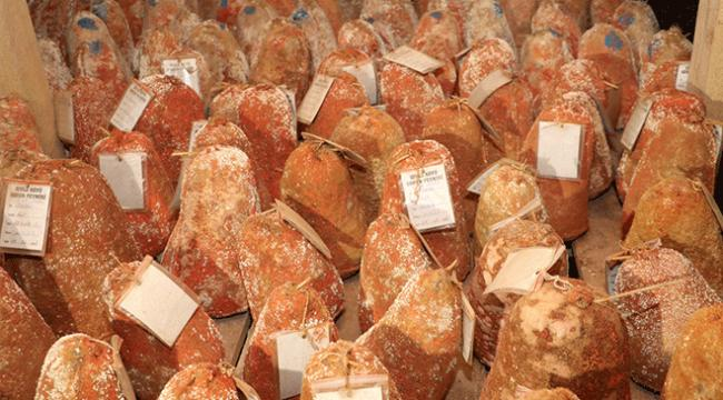 Mağaradan gelen lezzet: Divle Obruk Peyniri