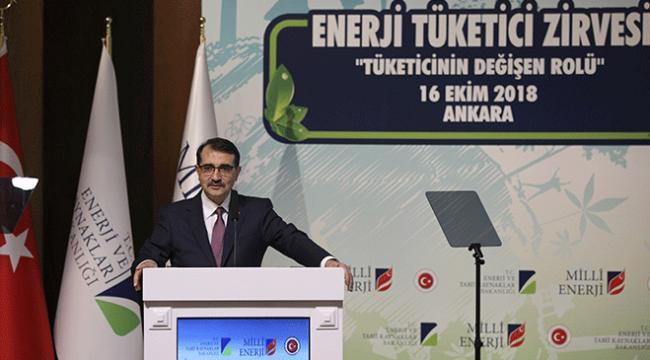 Enerji ve Tabii Kaynaklar Bakanı Dönmez: Avrupanın en ucuz 3. elektriği Türkiyede