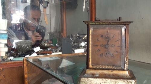 Kastamonunun 52 yıllık saat tamircisi