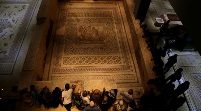 Gaziantep tarihe tanıklık eden müzeleriyle ziyaretçilerini ağırlıyor